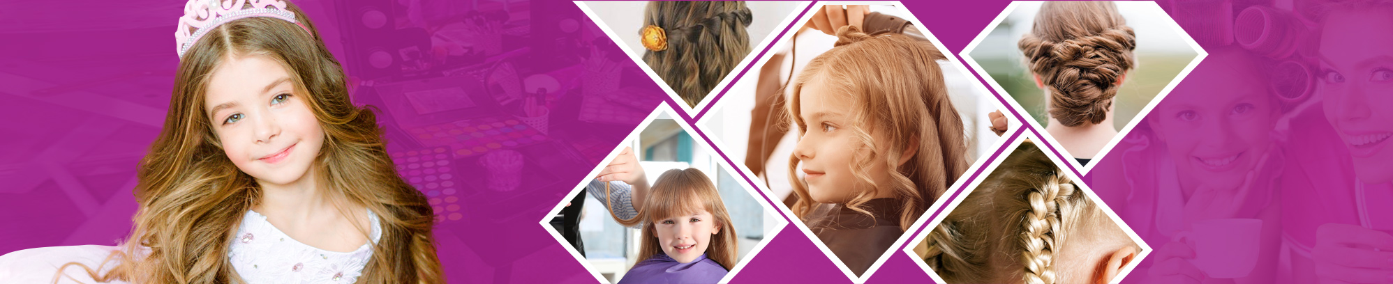 Book Hair Services for Girls