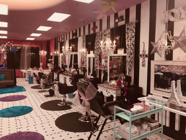 Lovely Little Ladies Salon & Spa for Girls